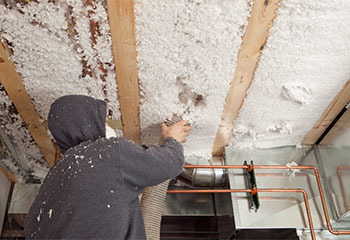 Attic Air Sealing Projects | Attic Cleaning Newport Beach, CA